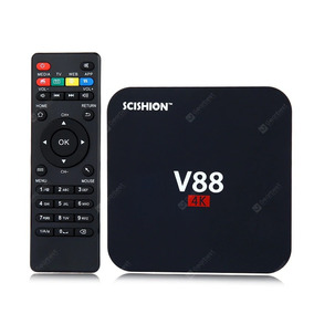 Tv Box V88 Rockchip 3229 Quad Core