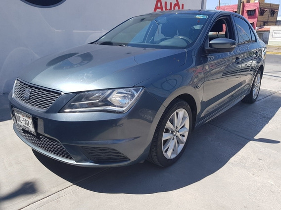 Seat Toledo 1.6 Reference Mt 2016