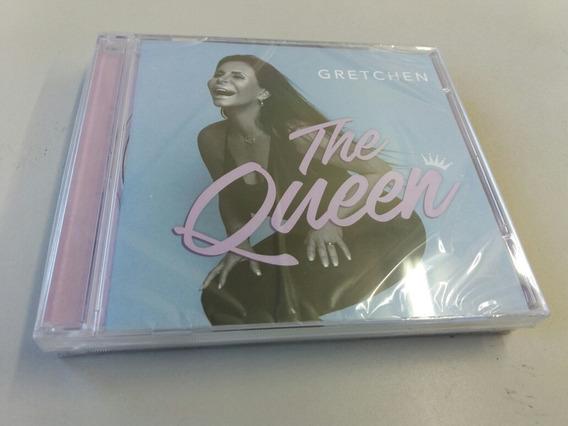 Cd Gretchen - The Queen - Tiragem Aa - Lacrado