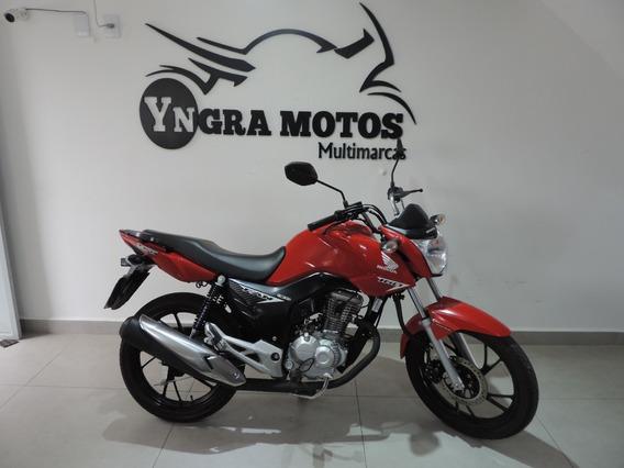 Honda Cg 160 Fan 2020 C/ 1.674 Mil Km