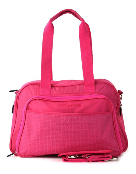 Pañalera Duffle Bag Con Varios Compartimentos Cloe Mom & Bab