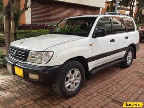 Toyota Sahara Vx-r 2002 Nivel 2 Plus