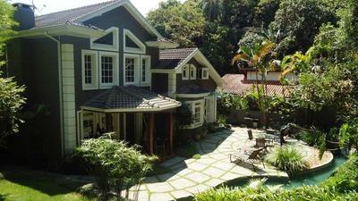 Ref: 8689 Forest Hills - Magnífica Casa Em Cond. Aldo Padrão - 8689