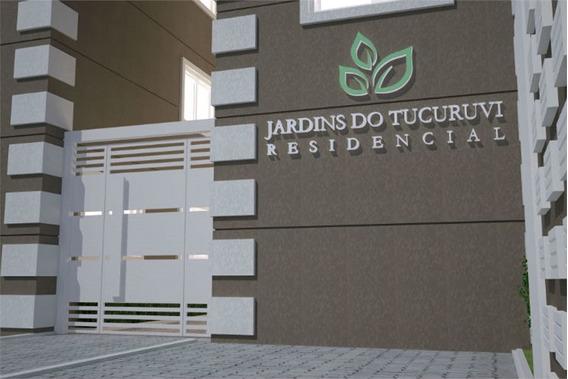 Apartamento Novo No Tucuruvi De 50m2 Com 02 Dormitórios E 01 Vaga De Garagem. - 170-im403673