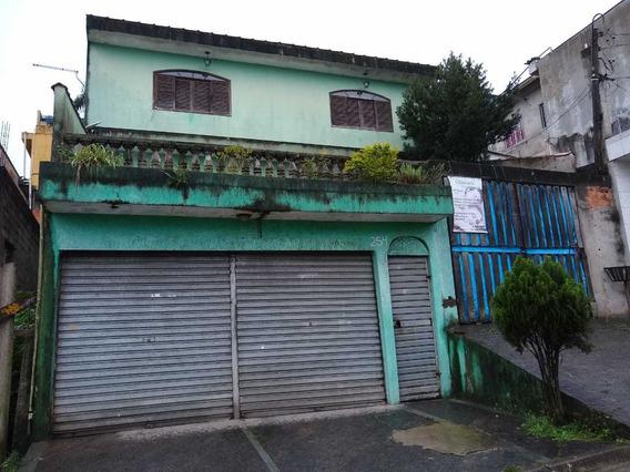 Casa Em Ferraz De Vasconcelos