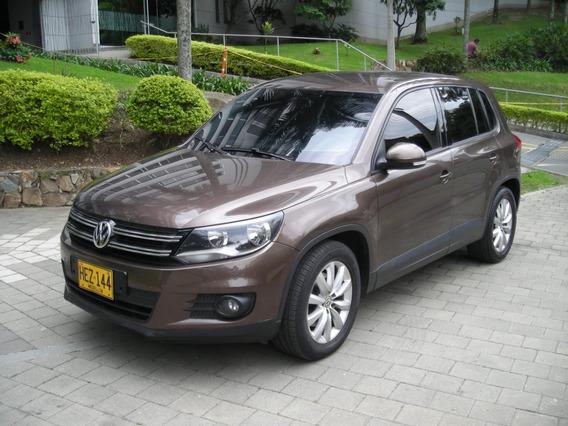 Volkswagen Tiguan 2.0 Turbo 2013 Secuencial Trend & Fun