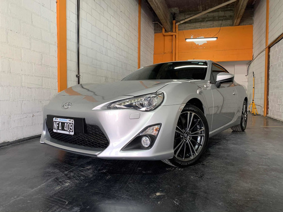 Toyota 86 2.0 Gt At 2013