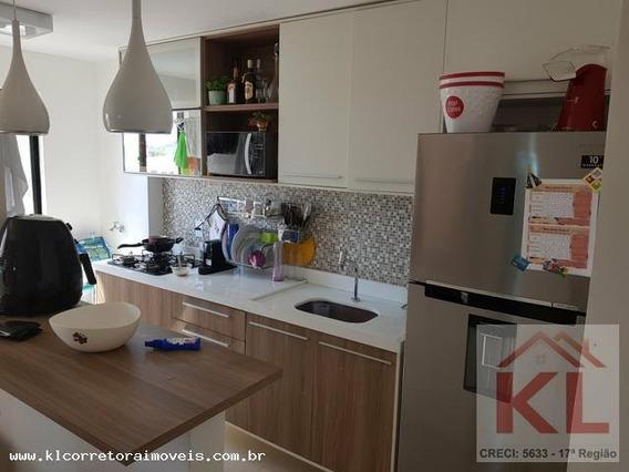Apartamento Para Venda Em Parnamirim, Emaús, 2 Dormitórios, 1 Banheiro, 1 Vaga - Ka 0883