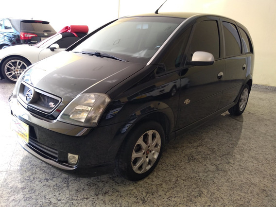 Chevrolet Meriva 1.8 Mpfi Ss 8v Flex 4p Manual
