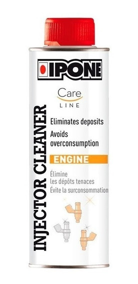 Limpia Injectores Ipone 300ml Injector Cleaner Ryd Motos