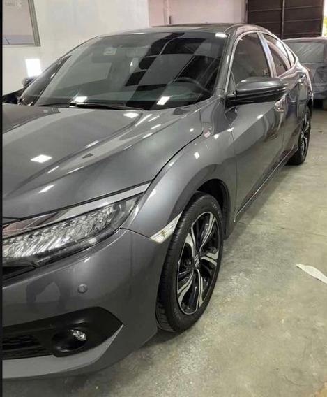 Honda Civic Ex-t 1.5 At