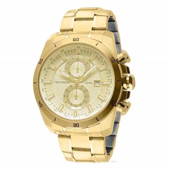 Relógio Technos Os11ar Dourado