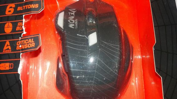 Mouse Gamer Fortrek Spider Venom Om704 Usb 2000dpi 55280