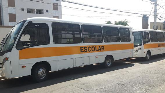 Micro Ônibus Escolar Comil 35 Lugares 2011 So 75.000,00