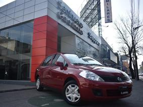 Nissan Tiida 1.8 Sense Sedan Mt 2016 Seminuevos Sapporo