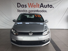 Volkswagen Polo 1.6 L4 Tiptronic At 2018