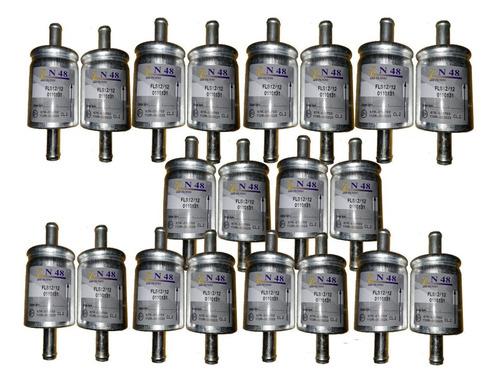 20 Filtros Para Gnv Gás Natural Veícular 5ª Geração 12mm Zn4