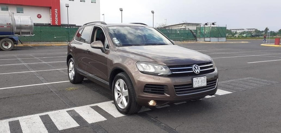 Volkswagen Touareg 4.2 V8 A-v8 Paq Multimedia At 2013