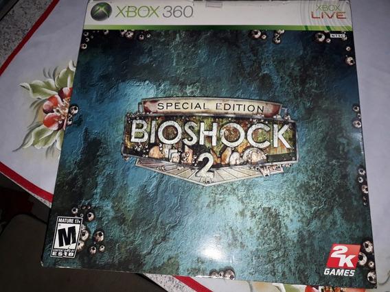Bioshock 2 Special Edition Lacrado Xbox 360 Novo