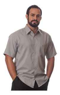 Roupas Atacado Kit Com 30 Camisas Sociais Masculinas