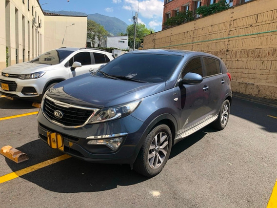 Kia New Sportage At 4x4 2.0l
