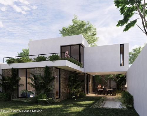 Imagen 1 de 8 de Casa En Venta En Cholul Merida 214997jl