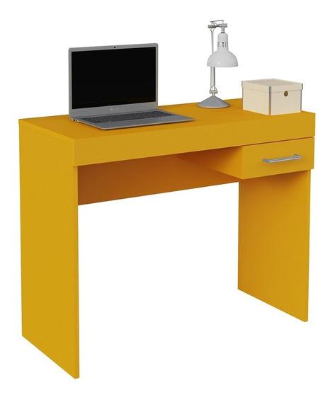 Escritorio, Mesa De Computo, Bertolini Cooler Amarillo
