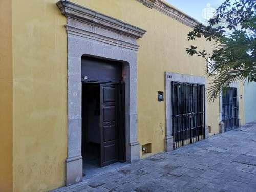 Oficina Comercial En Renta Barrio De Analco