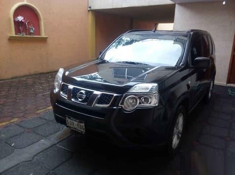 Nissan X-trail 2012 2.5 Slx Lujo Cvt Mt