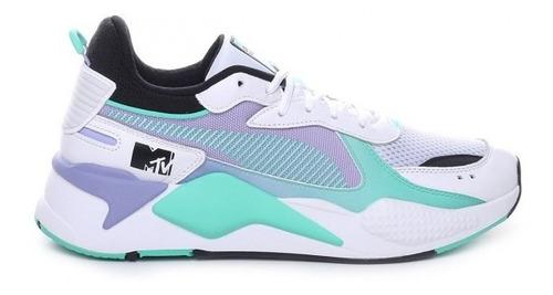 Sobrevivir gris frágil  Zapatillas Tenis Puma Mtv Rs-x Edicion Especial Mujer | Mercado Libre