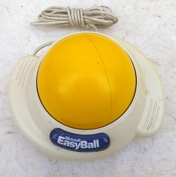 Raro Mouse Microsoft Easyball 1.0 Part Number 64518