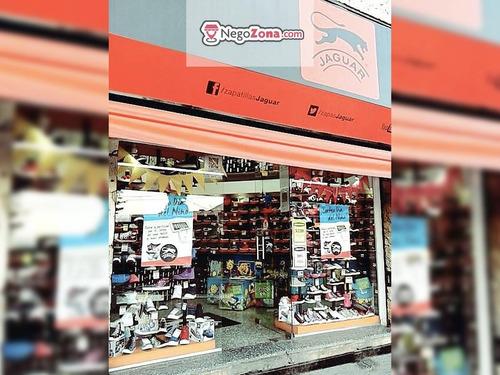 Fondo De Comercio -  Local De Calzados  Jaguar  - Isidro Casanova