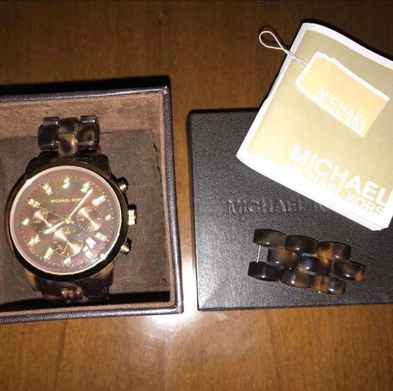 Relógio Michael Kors Tartaruga/tortoise