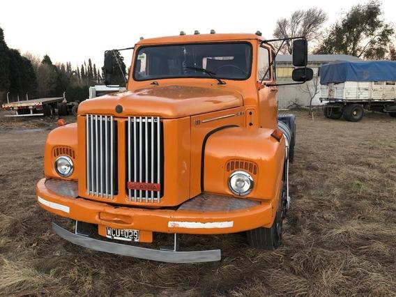 Vendo Scania 111 S, Modelo 1980