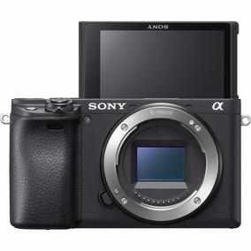 Sony Alpha A6400+16-50mm+32gb Garantia Sony Nf-e ! À Vista