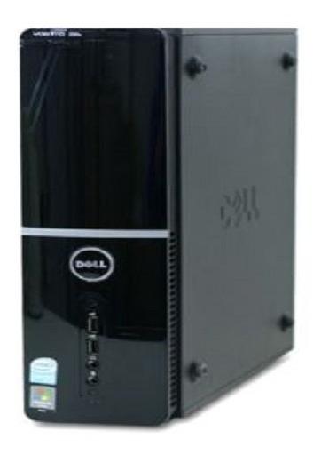 Desktop Dell Vostro 220s Core2 Duo 4gb 500hd