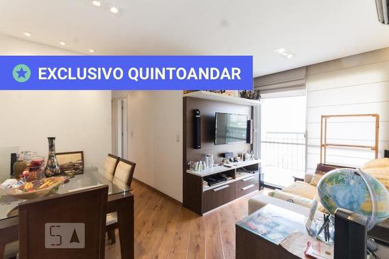 Apartamento No 6º Andar Mobiliado Com 2 Dormitórios E 1 Garagem - Id: 892985397 - 285397