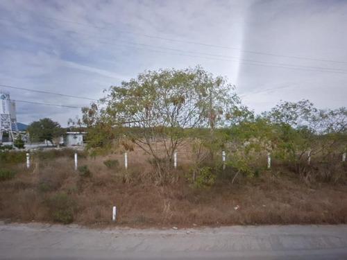 Imagen 1 de 1 de Terreno En Renta Frente A Carretera Nacional