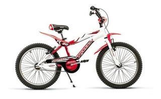 Bicicleta Rodado 20 Raleigh Mxr Niño