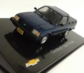 Linda Miniatura Chevy 500 1983 - Acompanha Revista !!!