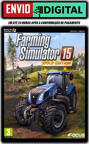 Farming Simulator 2015 Gold [português] [pc] Envio Digital