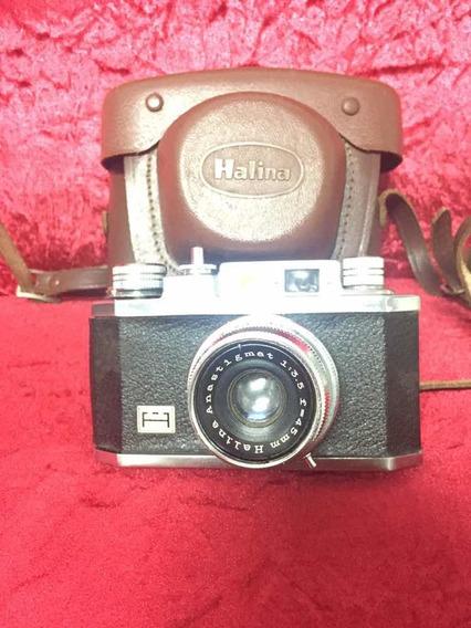 Máquina Fotográfica Halina