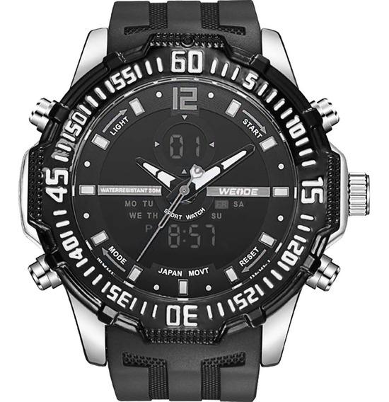 Relógio Masculino Weide Anadigi 10359