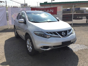 Nissan Murano Piel Qc Cvt 2012