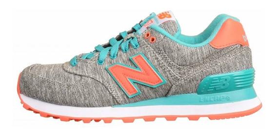 Zapatillas New Balance 574 Mujer 3 Modelos 100% Originales