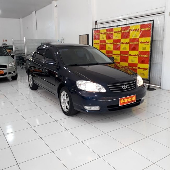 Toyota Corolla 1.6 Xli Automatico