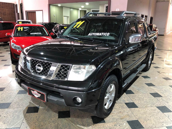 Nissan Frontier 2.5 Le 4x4 Cd Turbo Eletronic Diesel 4p 2011