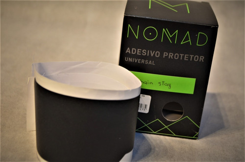 Imagem 1 de 5 de Nomad Adesivo Protetor Universal  Chain Stay Pto