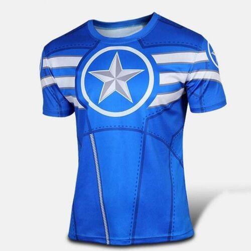 Camisa Camiseta Capitão América 3d Black Friday P/entrega