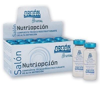Ampolla Nutri Opción X 15cc